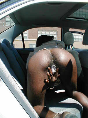 hairy mature black women