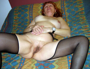 Hairy pussy russian woman