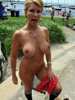 Tumblr nudist milf